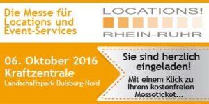 Location Rhein Ruhr Messe
