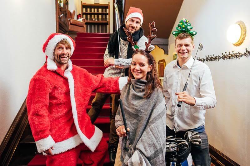 Ideen für Ihre Weihnachtsfeier