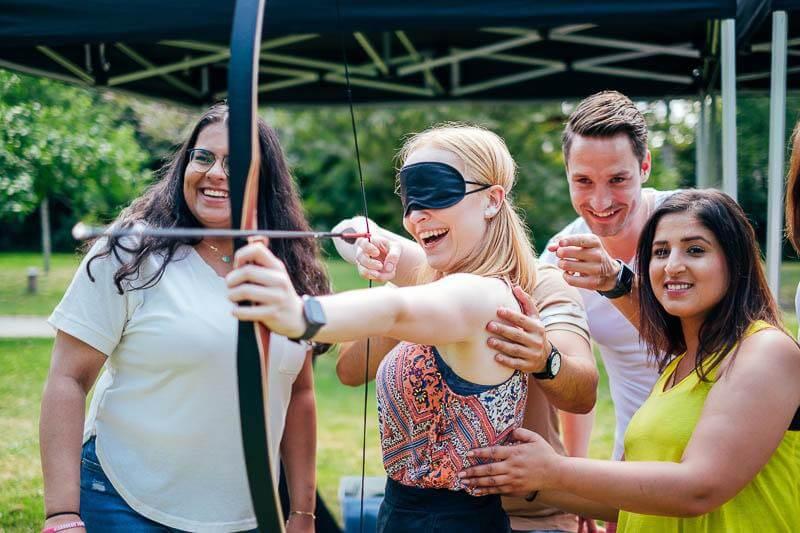 Ideen für Ihr Teamevent in Essen - teamio