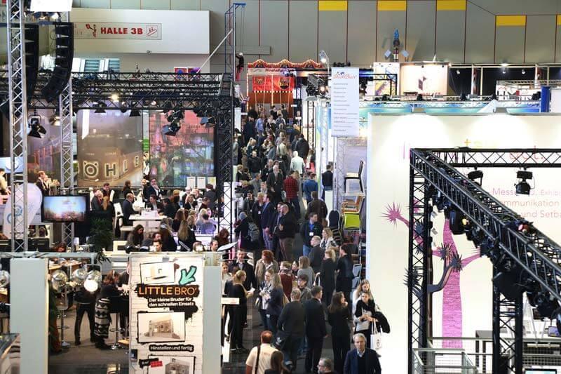 Best of Events Messe in Dortmund - teamio ist auch dabei