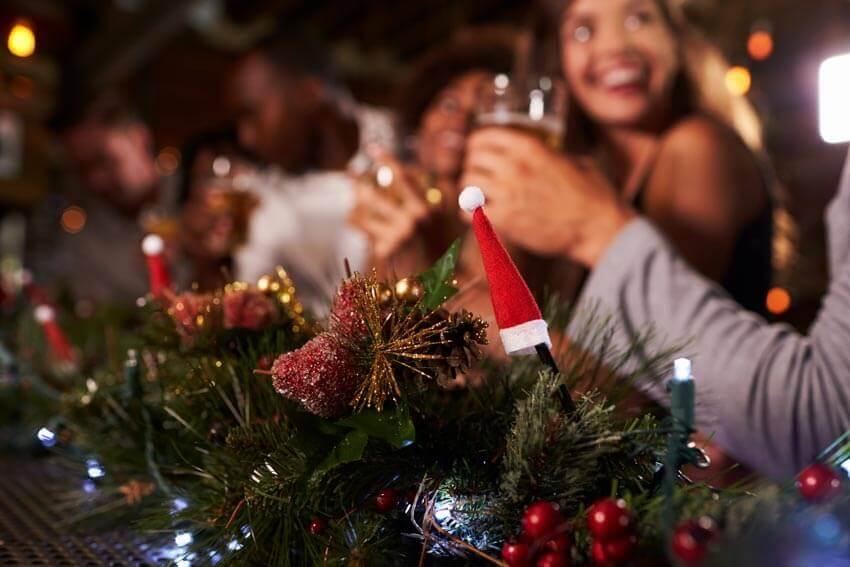 Ideen für Ihre nächste Weihnachtsfeier
