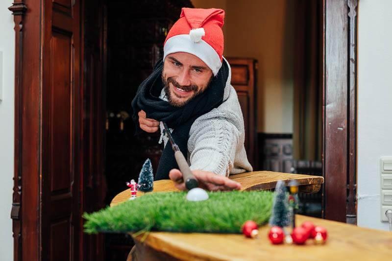 teamio Weihnachtsfeier Ideen Bürogolf 01