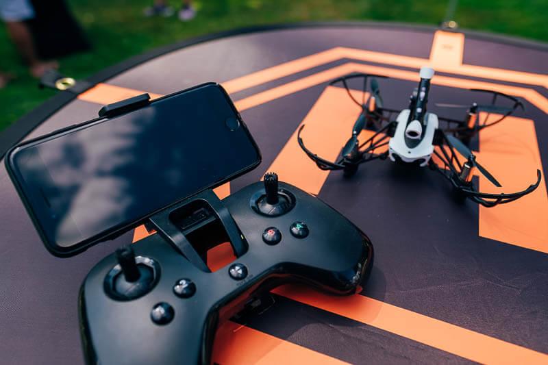 Drone Drohne Rennen Teamevent 03