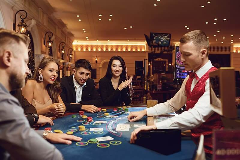 teamio team firmen event casino