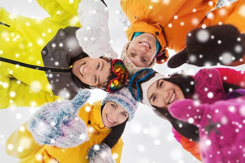 teamio weihnachtsfeier ideen 11 hütten challange