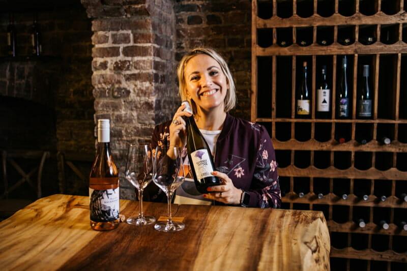 teamio - online Wein / Wine Tasting